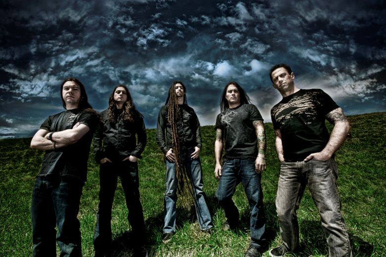 Футболки Shadows Fall