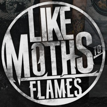 Мерч Like Moths To Flames