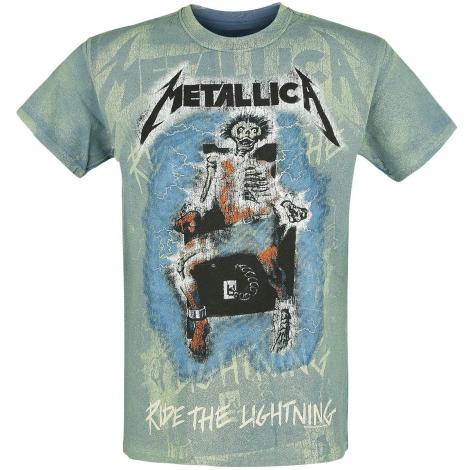 fc3fe4387b6a1 Футболки Metallica. Майки и другой мерч Metallica