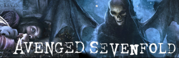 Avenged Sevenfols мерч